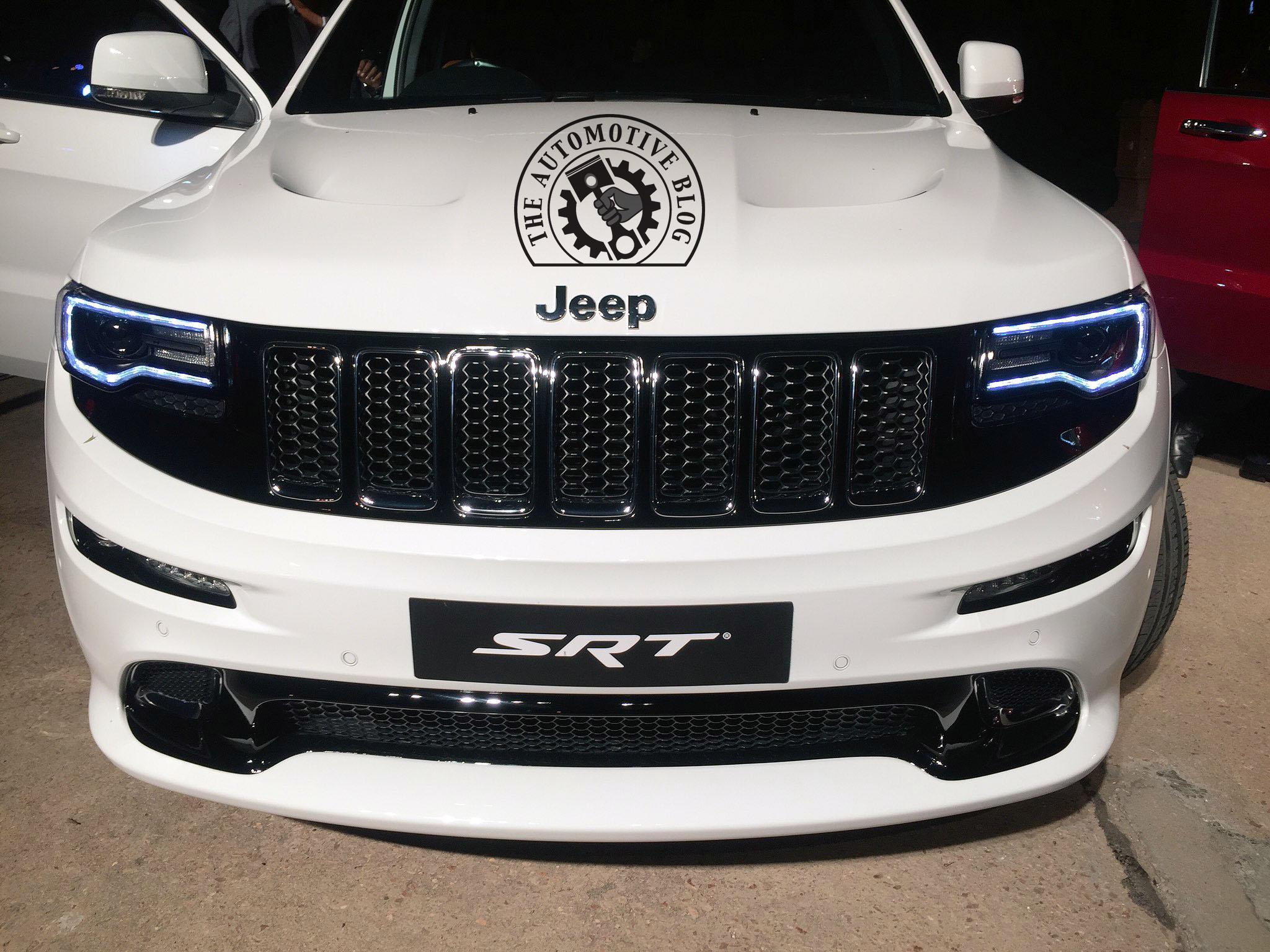 Cherokee SRT