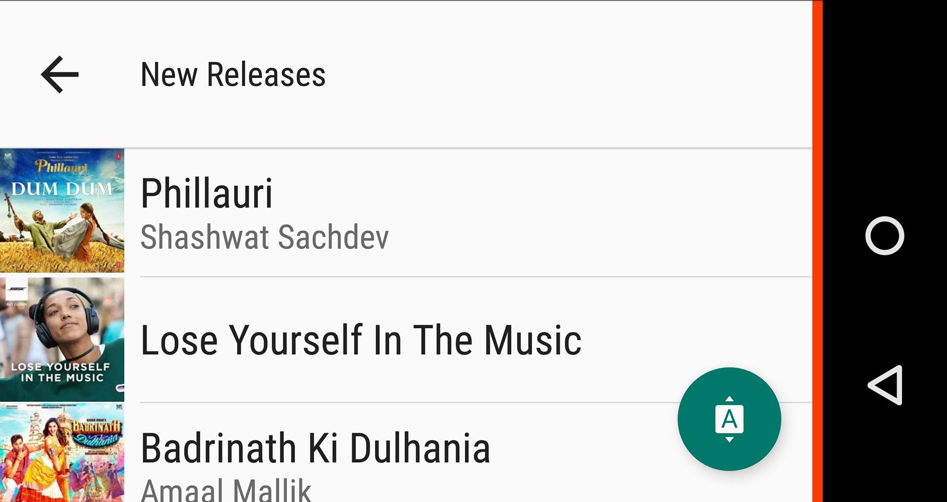 Gaana - Now on Android Auto