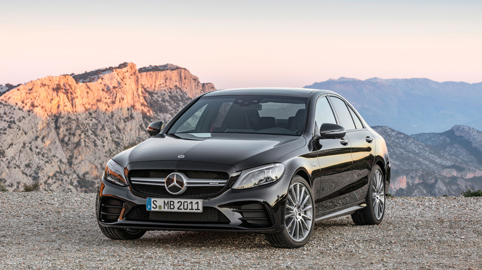 2019 Mercedes-AMG C43, 2019 Mercedes-AMG C43 Launch