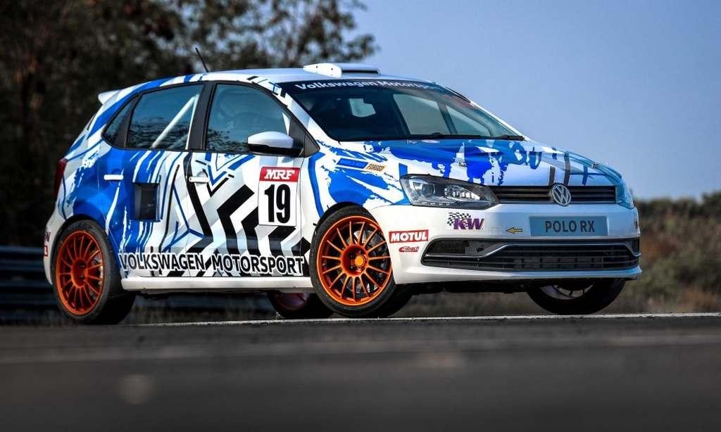 Volkswagen Polo RX, Volkswagen Polo Track Car, Volkswagen Polo Winter Project