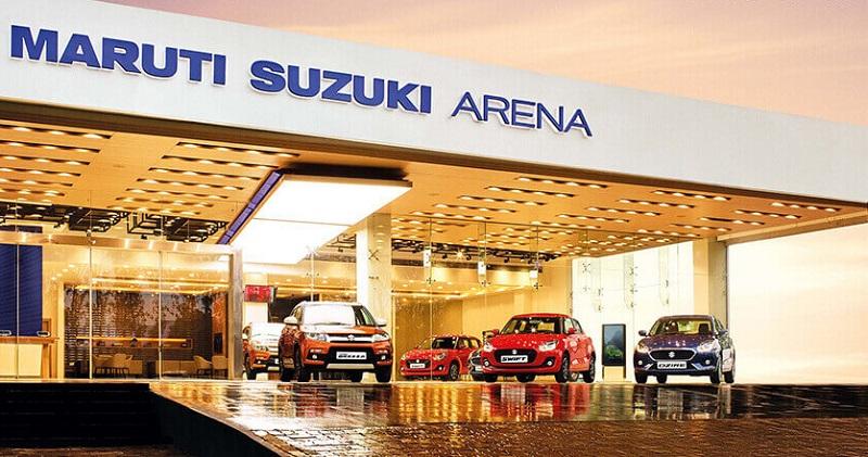 Maruti Suzuki India Sales, Maruti Suzuki Sales