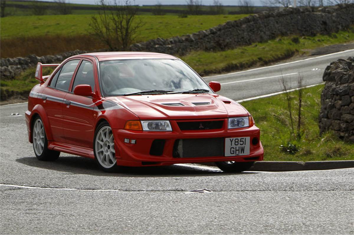 Mitsubishi returns to motorsport