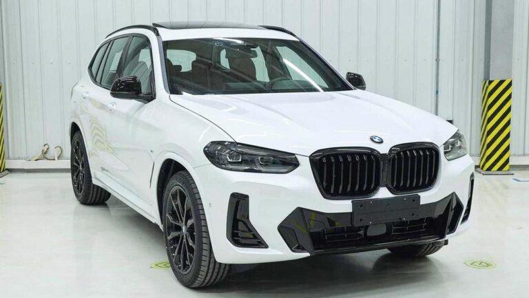 2022 BMW X3 SUV