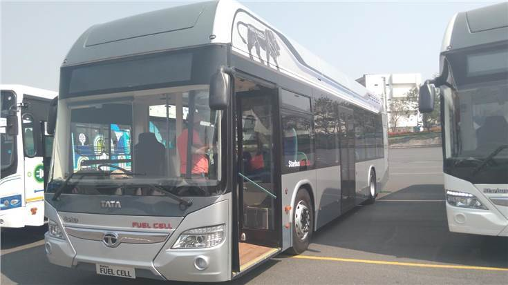 Tata Motors bags order of 15 fuel cell buses from Indian Oil Corporation