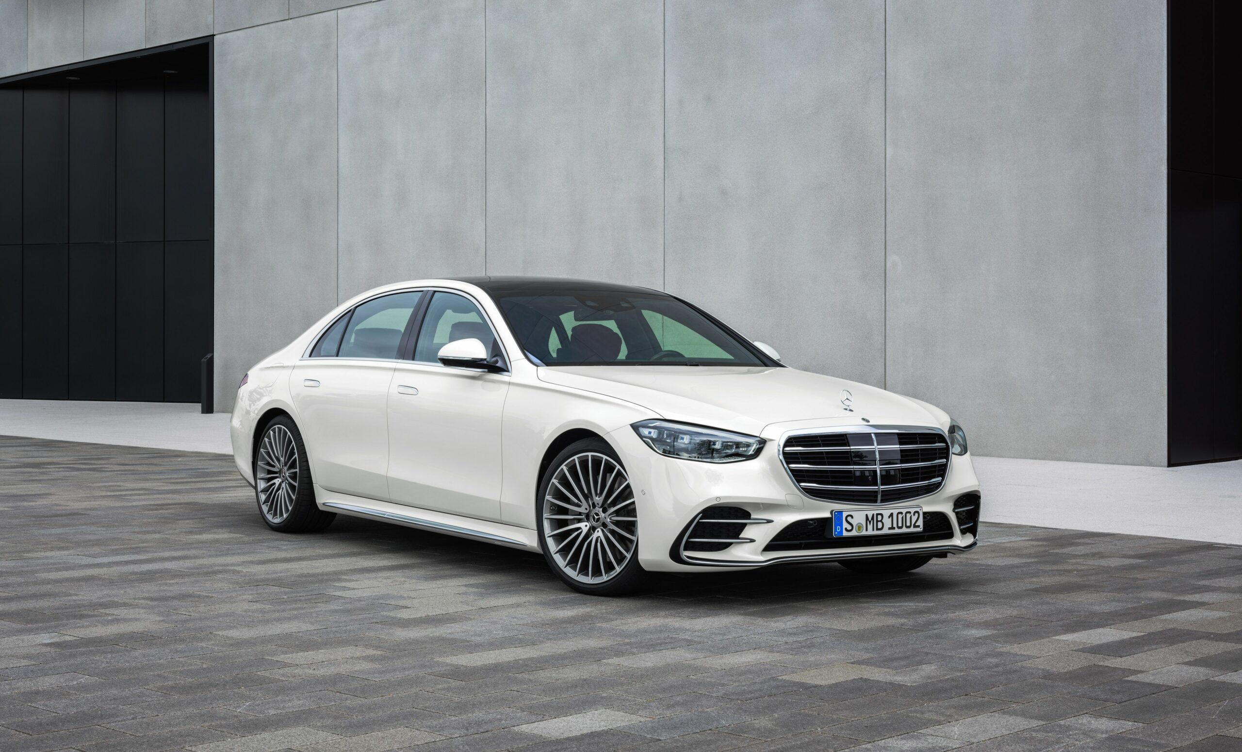 New Mercedes S-Class to launch