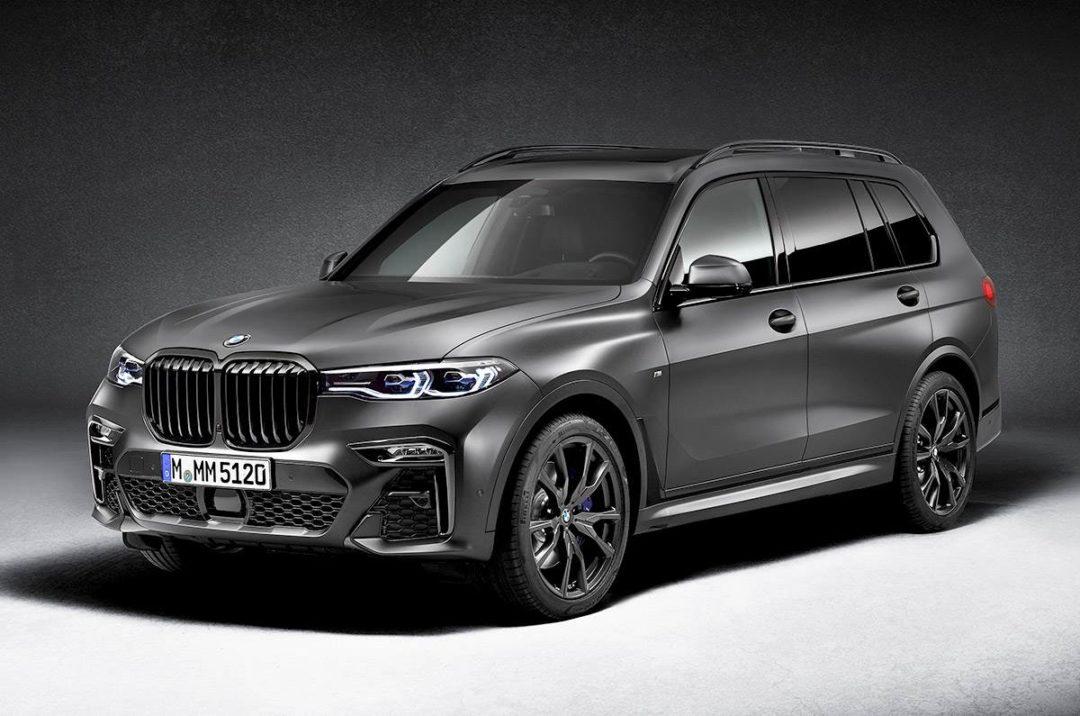 BMW X7 M50d Dark