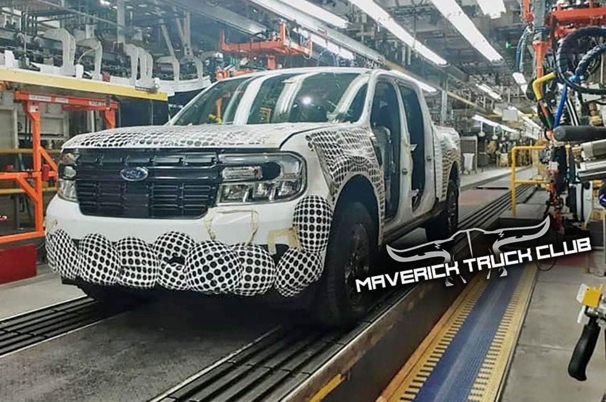 Ford Maverick global debut