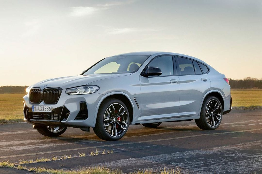 BMW X3 and X4 facelifts