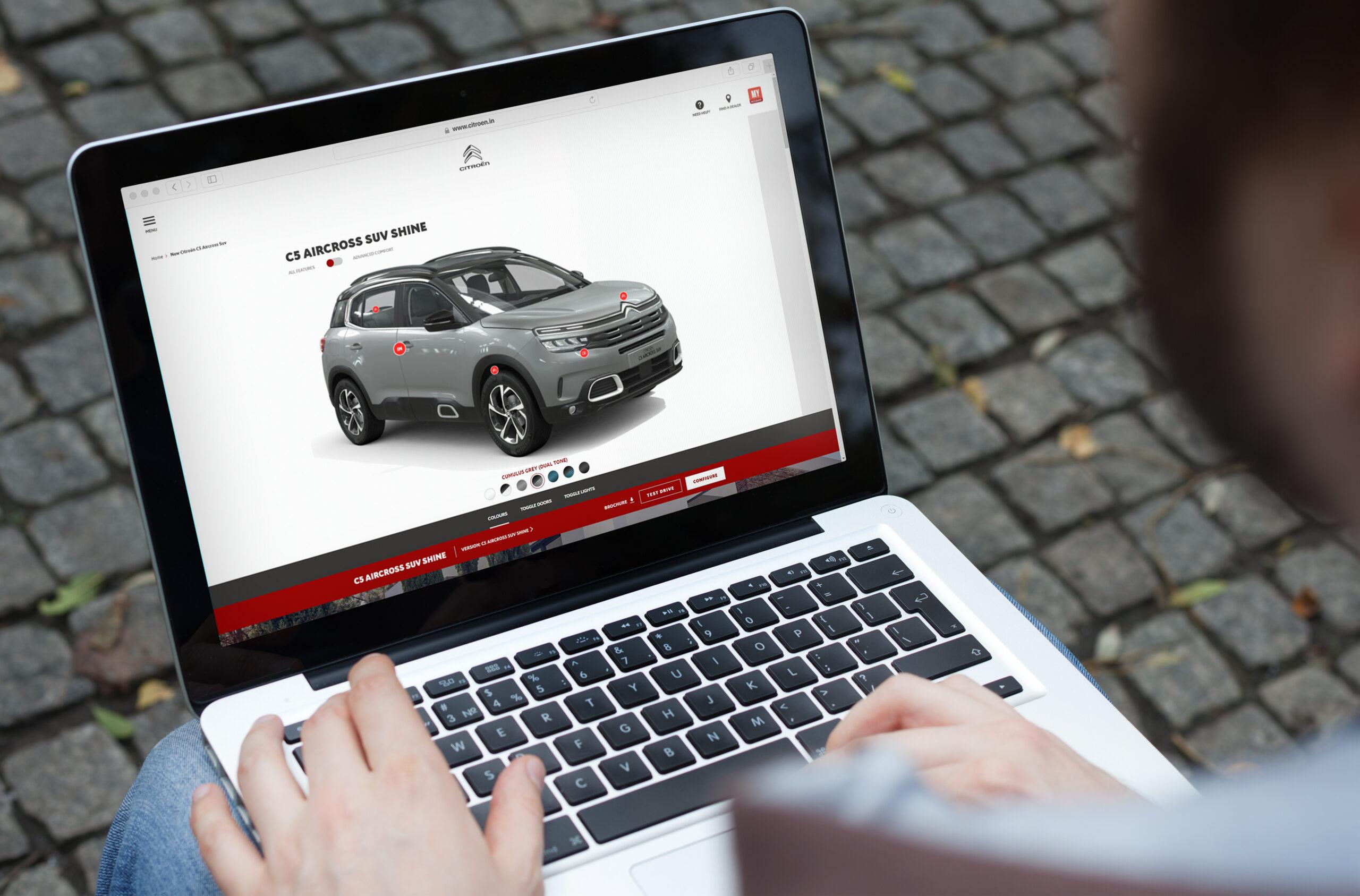 Eccentric Engine collaborates with Citroën