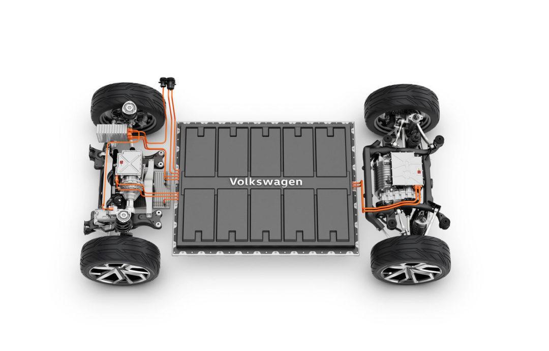 New 2021 Ford EV crossover