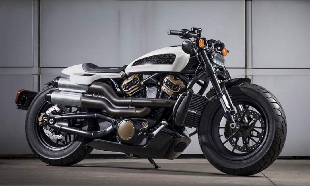 New 2021 Harley Davidson
