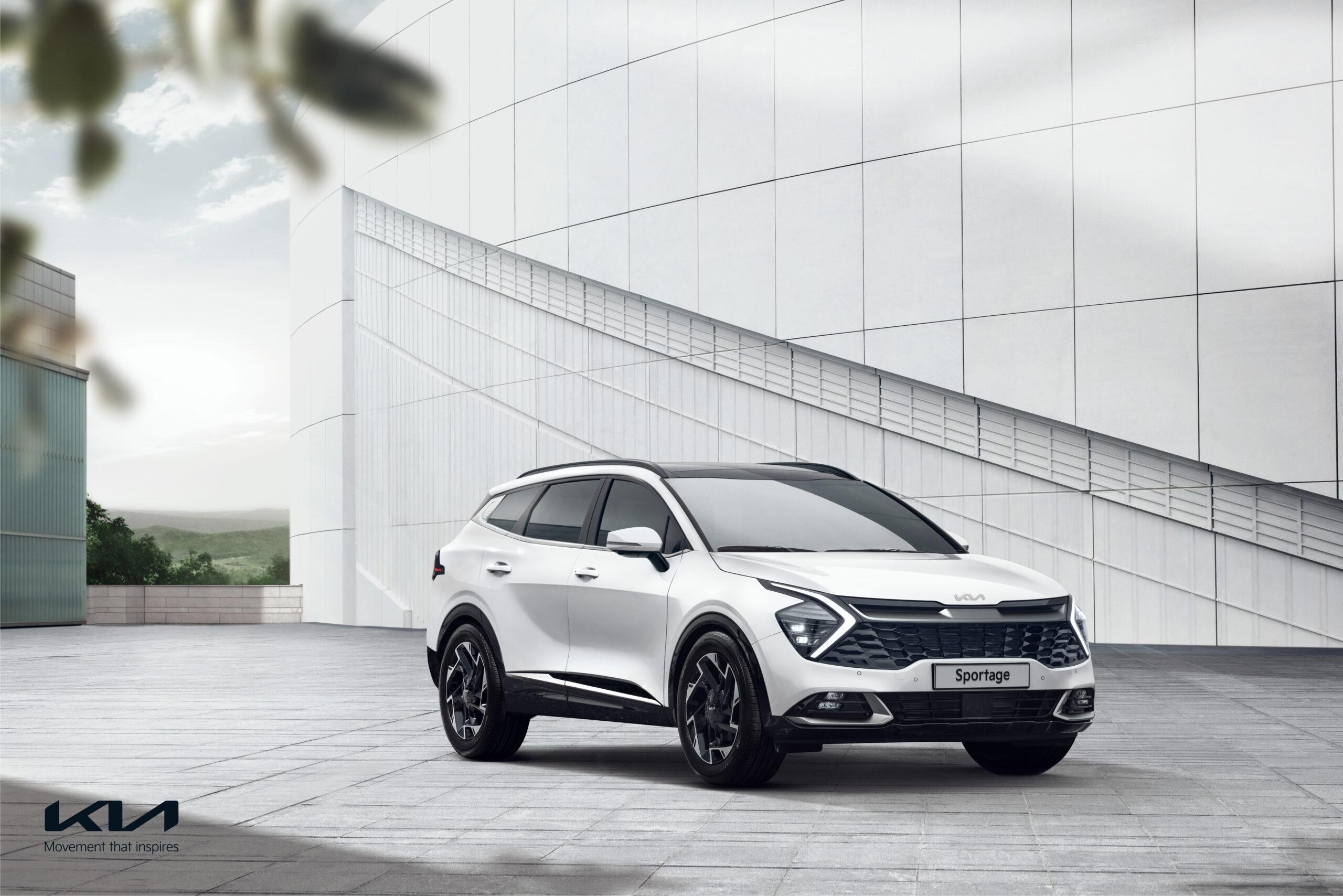 Kia Sportage sets new standards