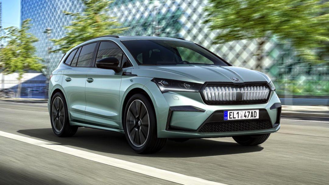 Skoda to soon expand their range of EVs