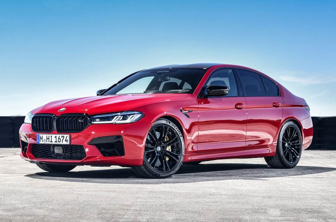 2021 BMW M5 Competition facelift launched