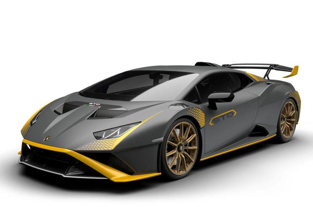Lamborghini Huracan STO to launch on July 15