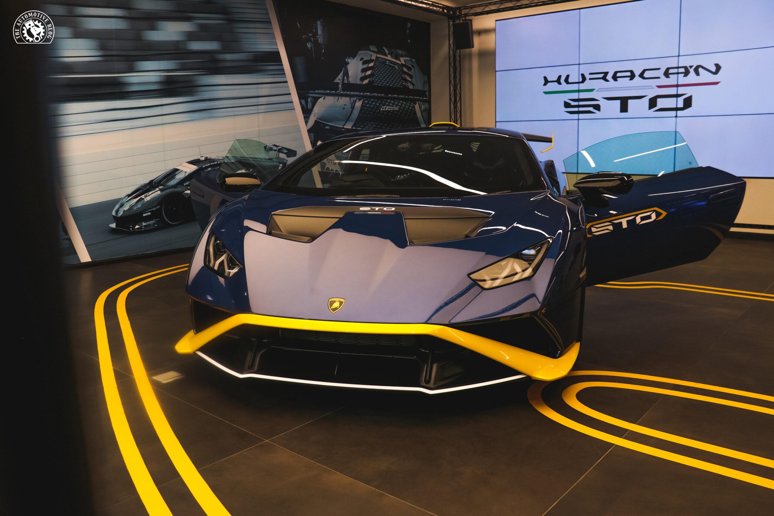 Lamborghini Huracan GTO