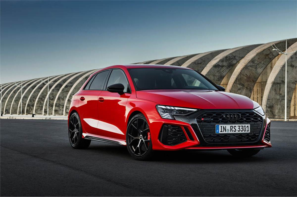 New 2021 Audi RS3 unveiled