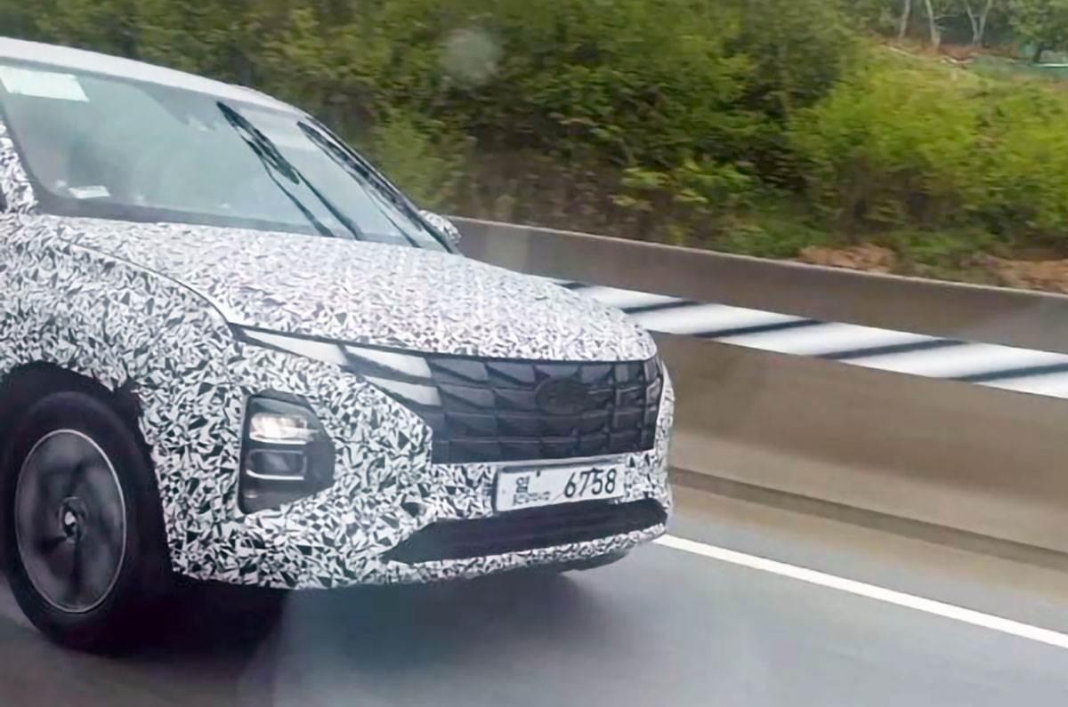 Hyundai Creta facelift revealed