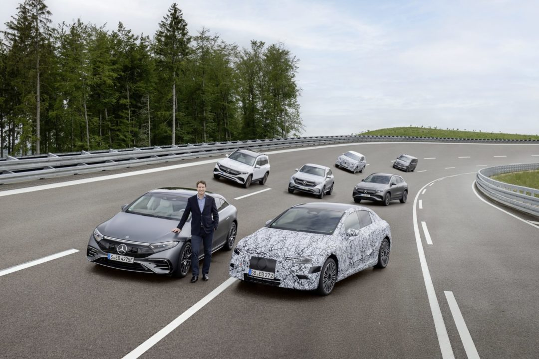 Mercedes-Benz will be an all-electric brand by 2030