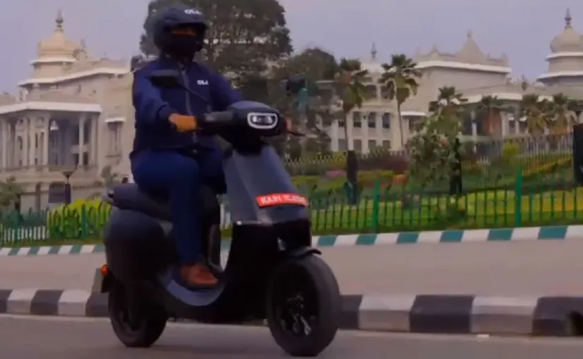Ola Electric Scooter features