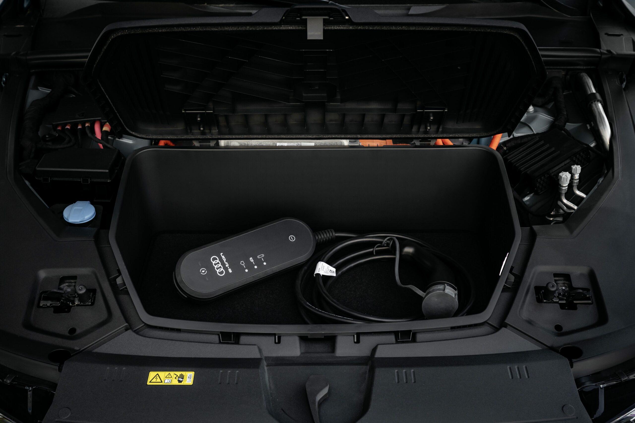 Audi announces new charging options