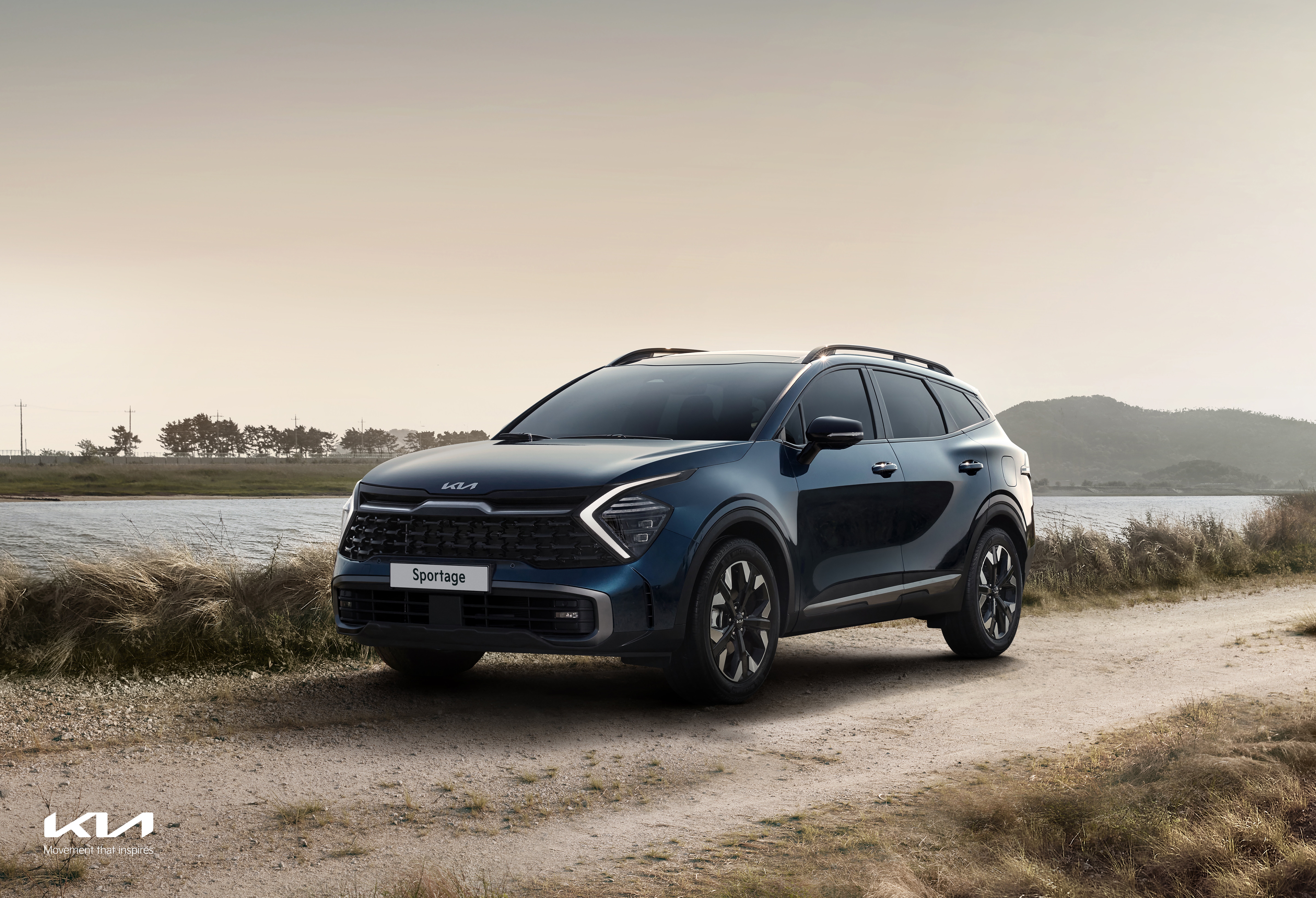 Kia's fifth-generation Sportage makes its global debut