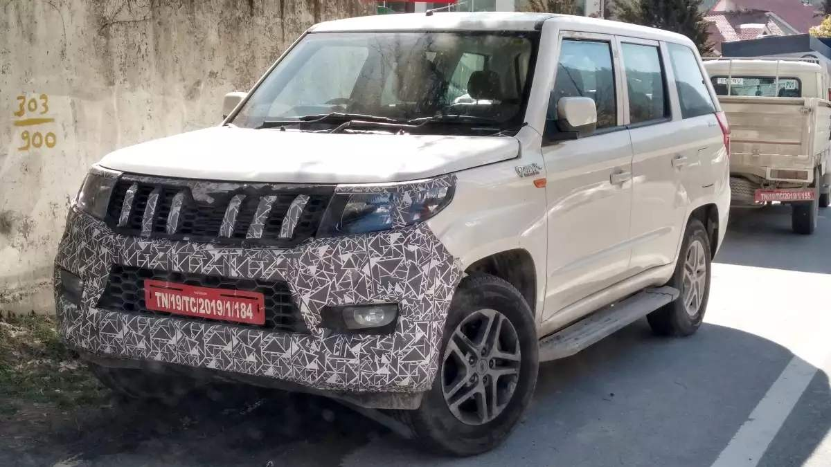 New 2021 Mahindra Bolero Neo SUV to launch soon