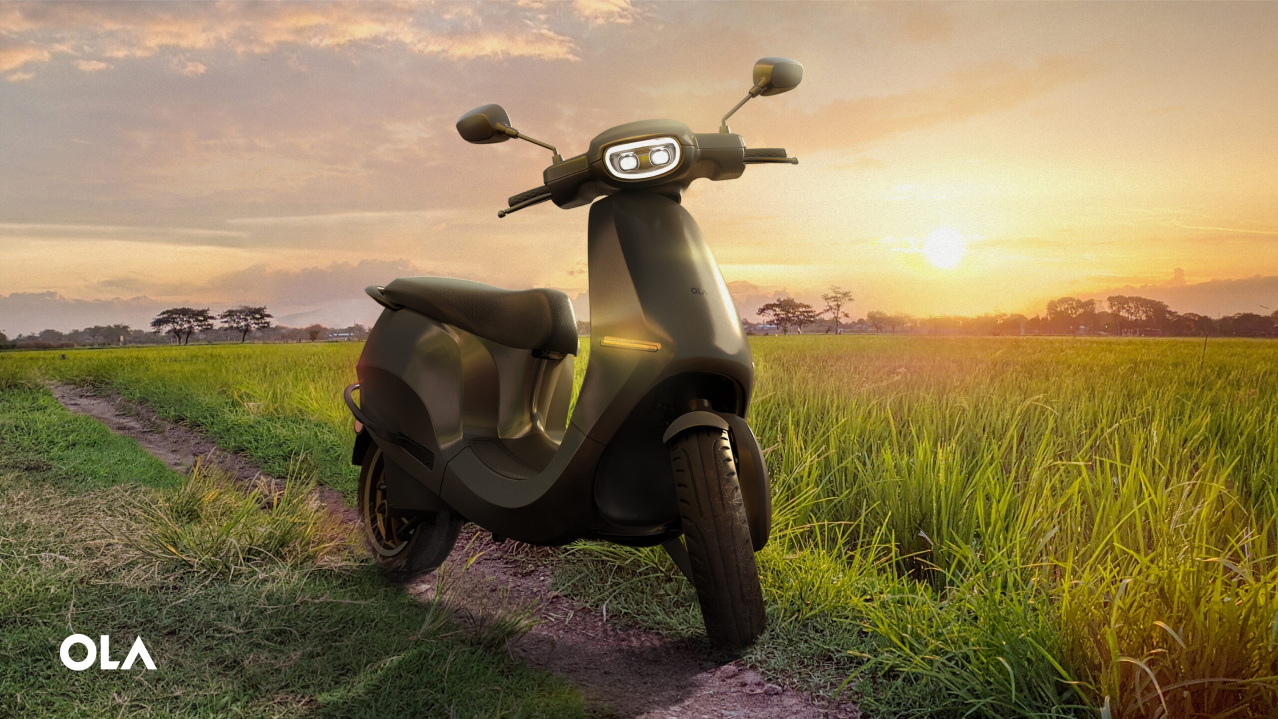 Ola Electric Scooter gets 100