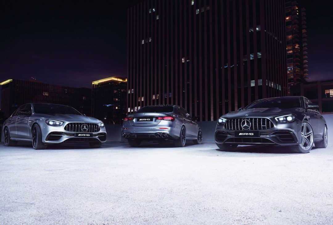 Mercedes-Benz launches AMG