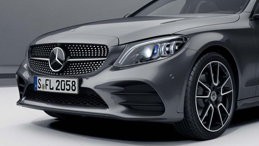 Mercedes-Benz C-Class Night Edition now available