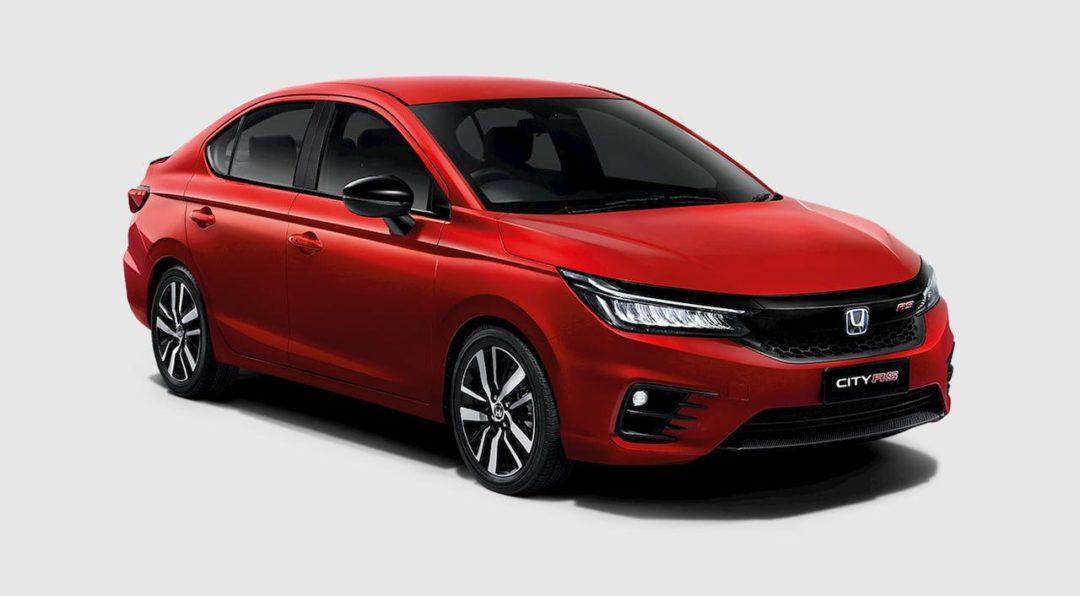 Honda City hybrid launch