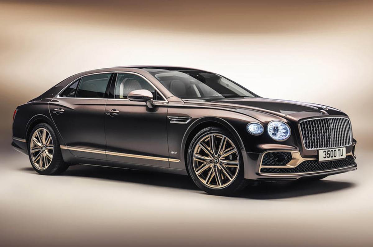 Limited Edition Bentley Flying