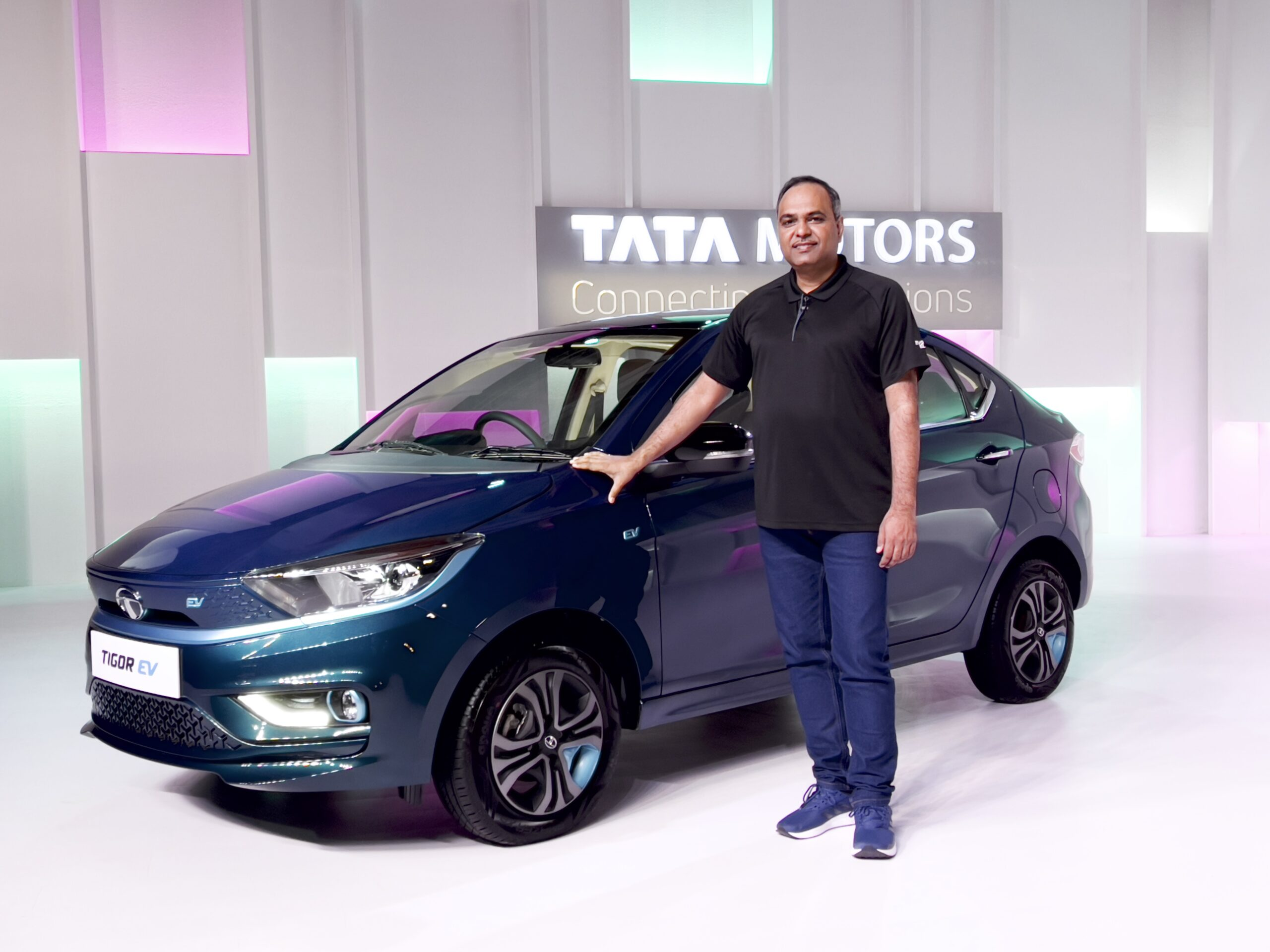 Tata Motors launches the Tigor