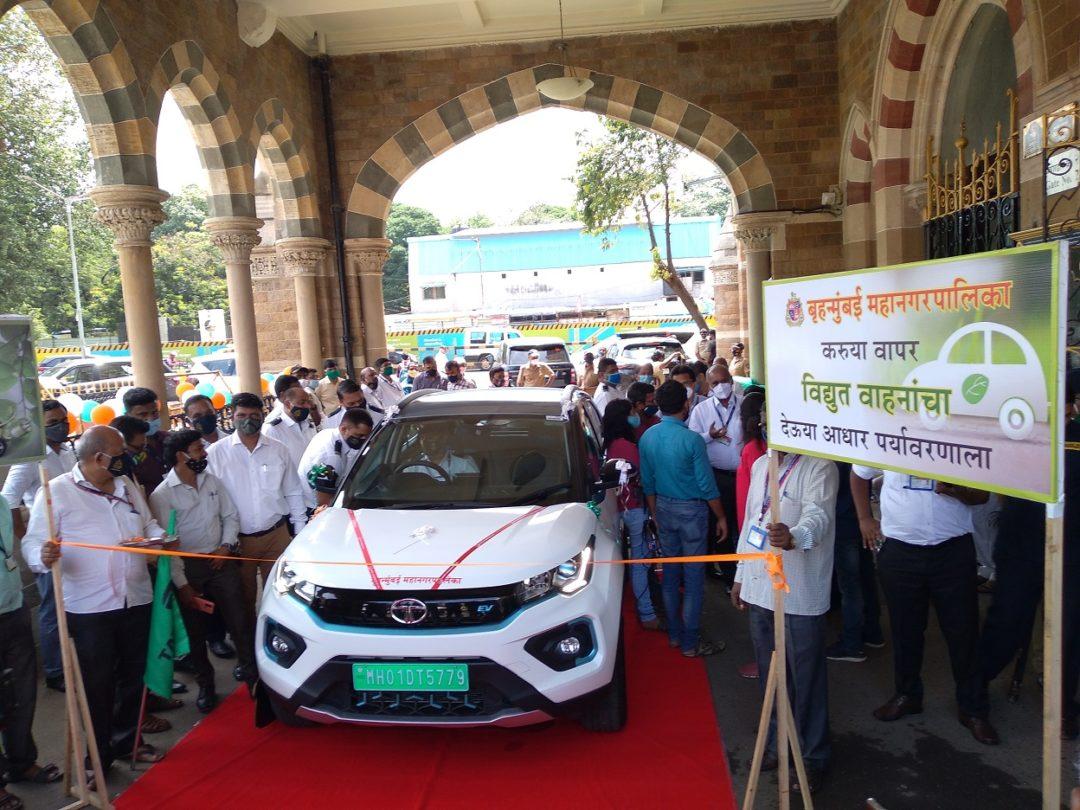 Tata Motors delivers Nexon