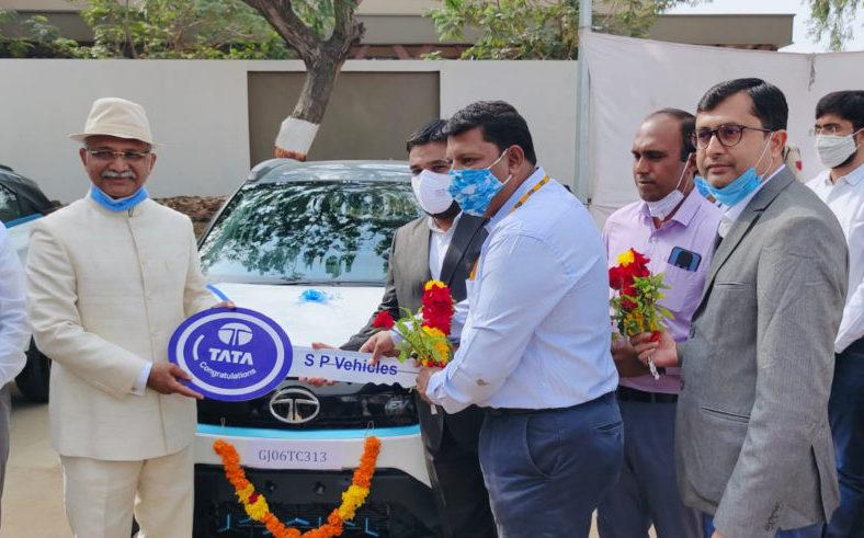 Tata Motors delivers 10
