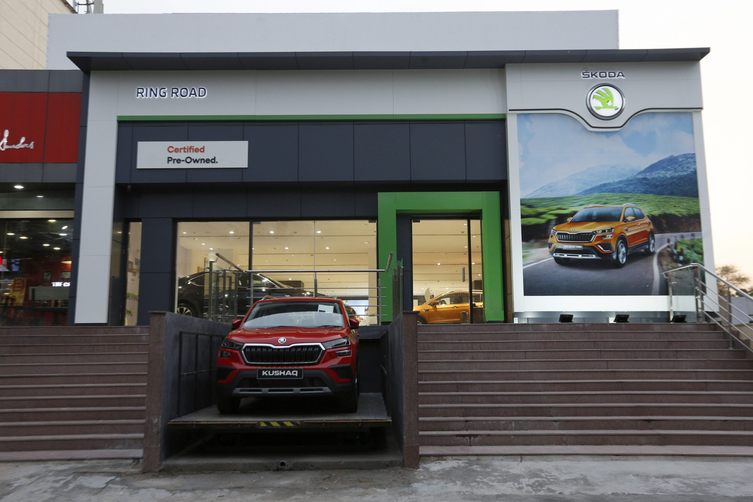 Skoda India expands its footprint