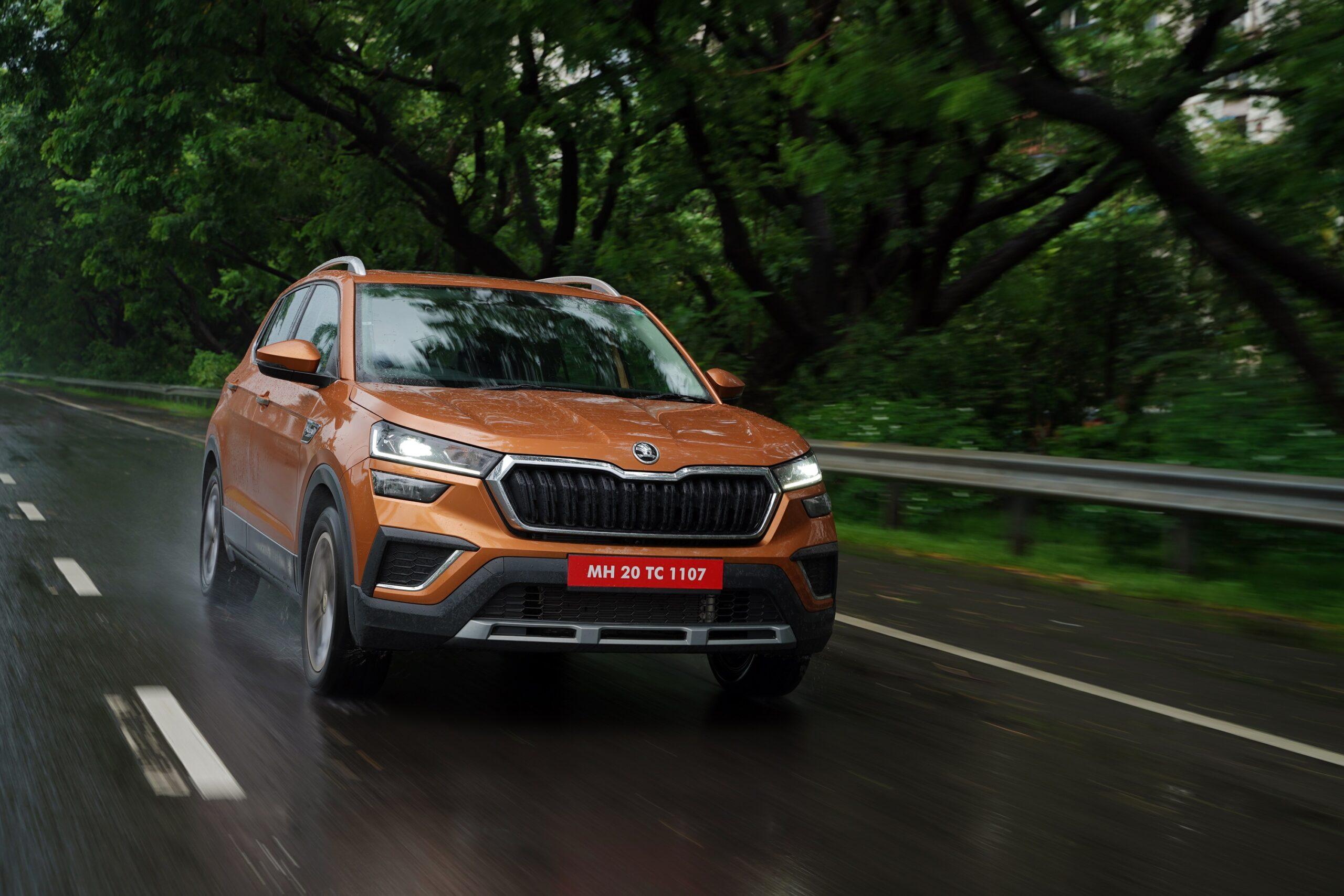 Skoda Auto India sales