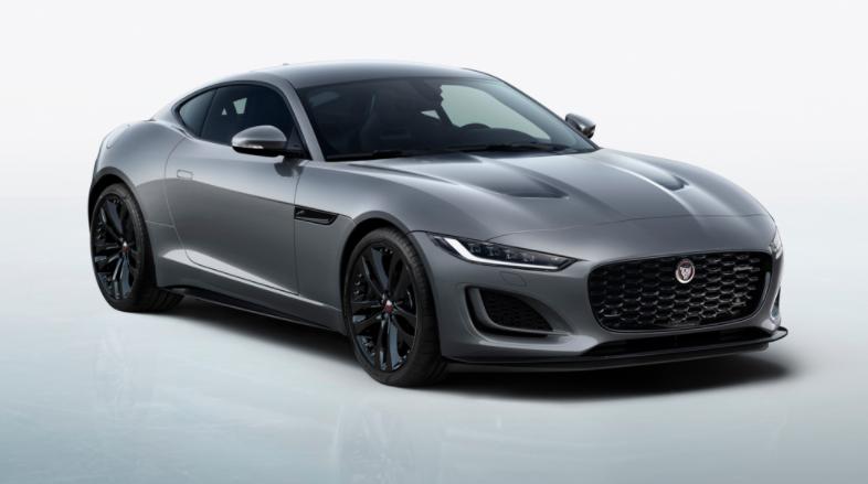 Jaguar F-TYPE R-Dynamic Black. Now in India