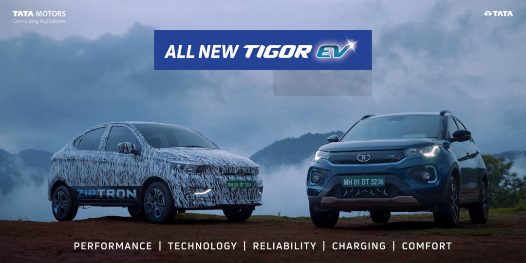 Tata Tigor EV to launch soon