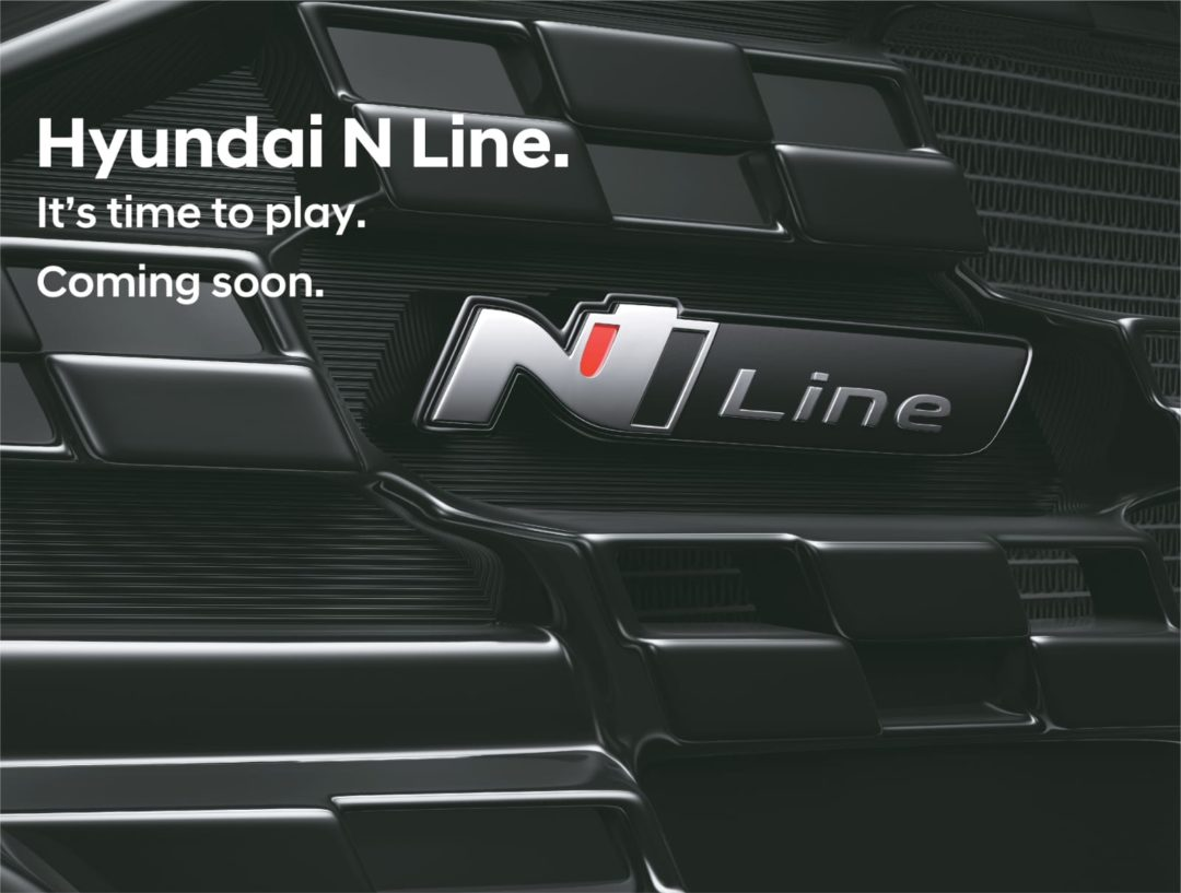 Hyundai announces the introduction of N Line