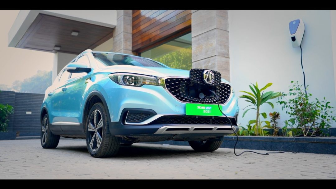 MG Motors India and Jio collaborate