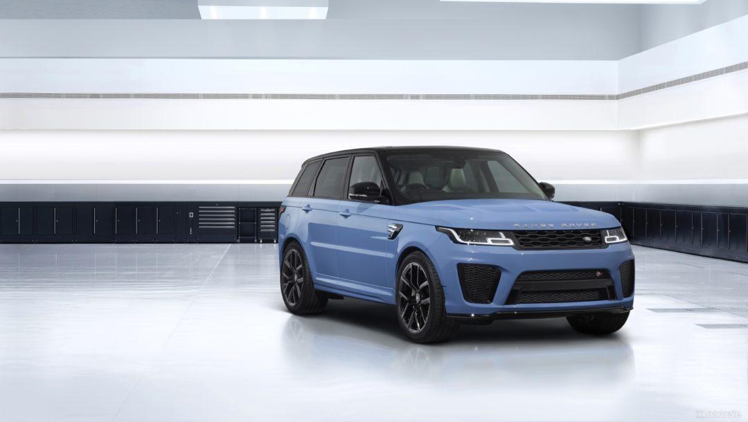 Land Rover unveils Range