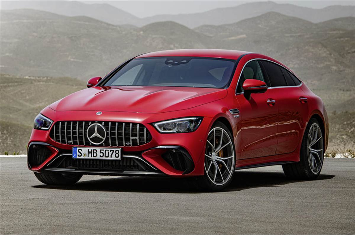 New Mercedes-AMG GT 63 S
