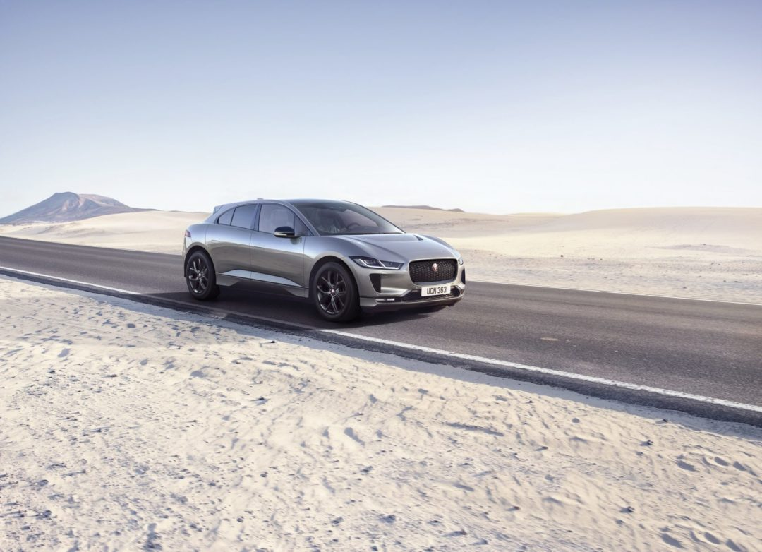 Bookings for the Jaguar I-PACE Black have now been opened