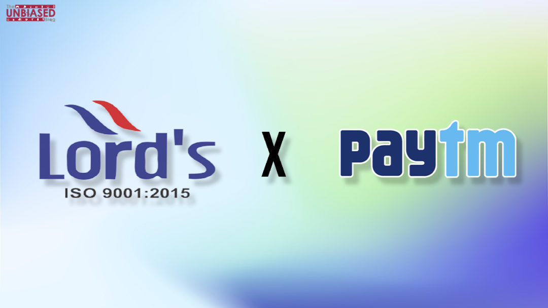 Lords Automative ties up with Paytm