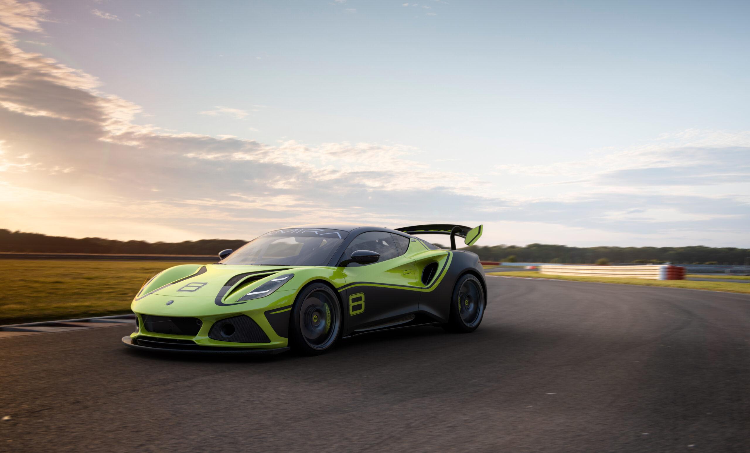 Lotus Motorsport division reveals