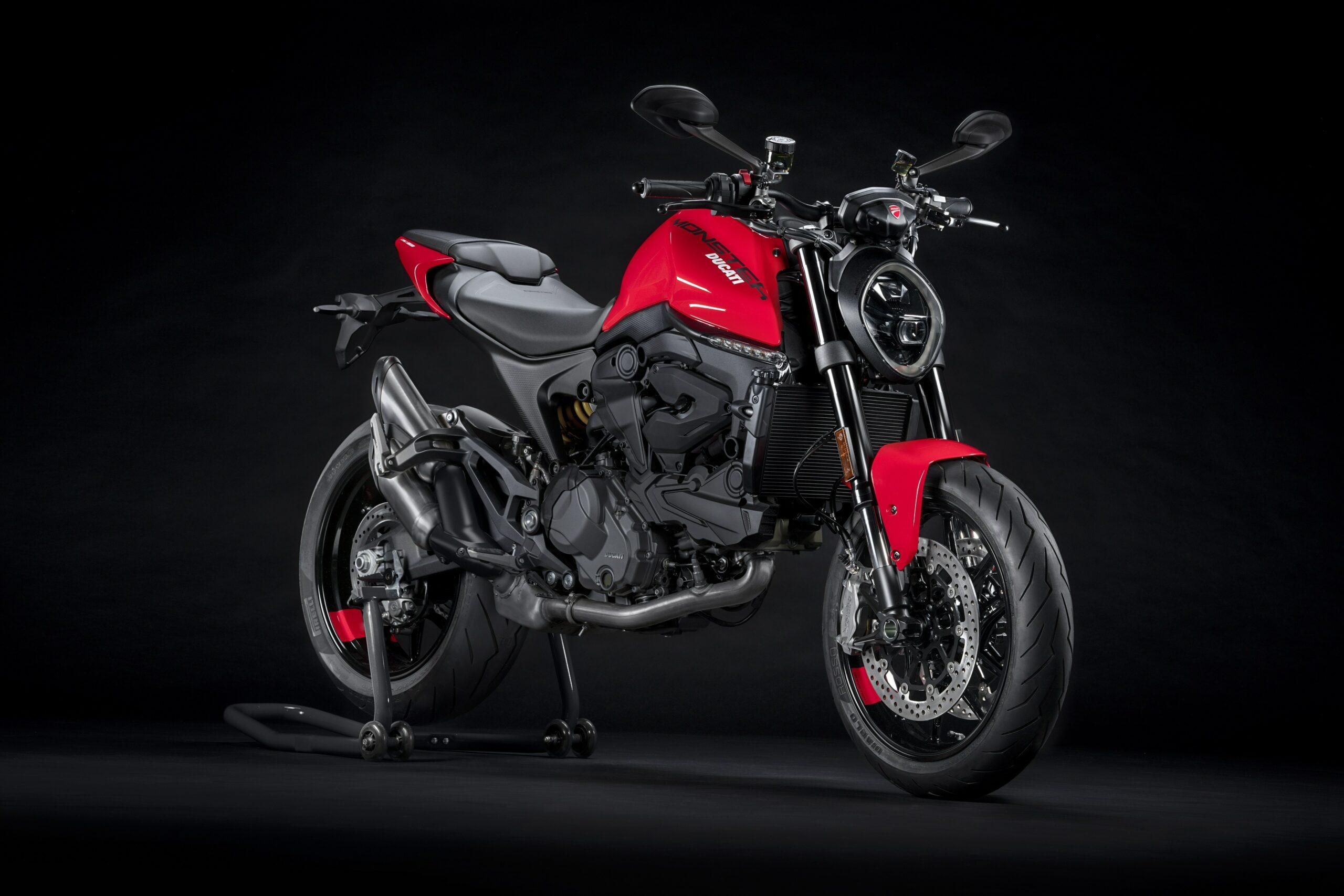 Ducati launches the 2021 Ducati Monster