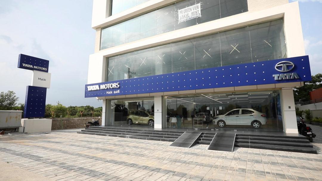 Tata Motors inaugurates 70 new